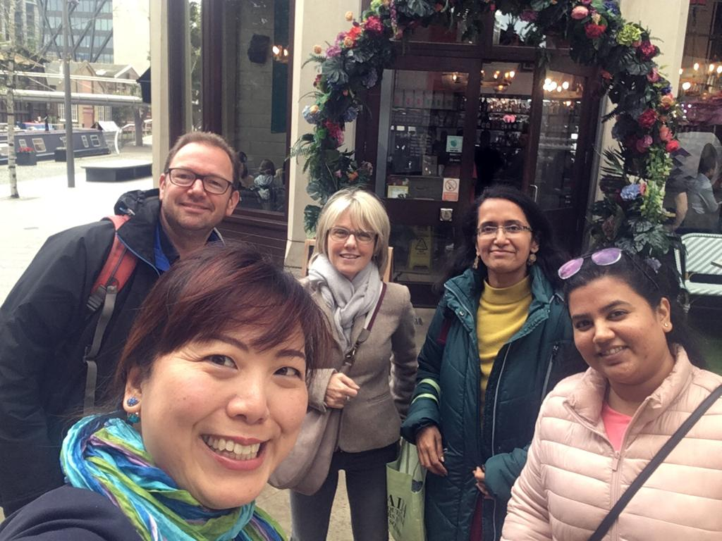 Polyglots London